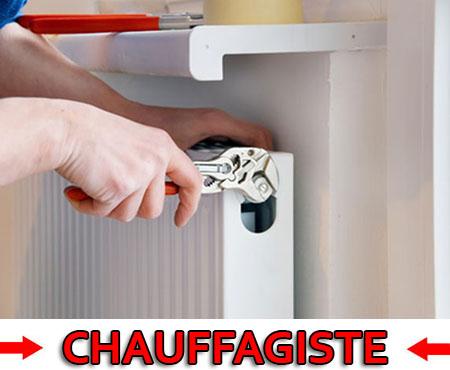 Remise en Route Chaudiere Jouy le Moutier 95280