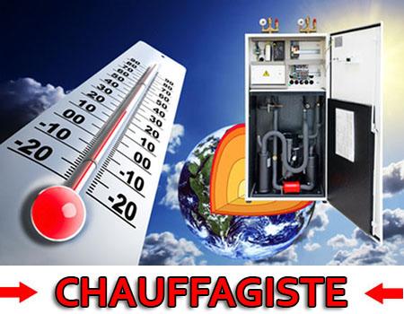 Remise en Route Chaudiere Vaux sur Seine 78740